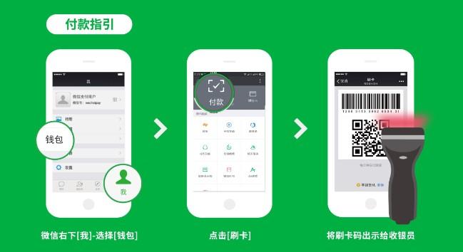 微信收款流程