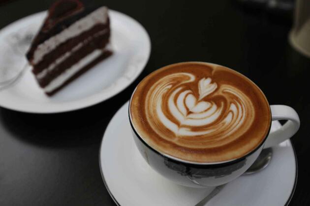 遂宁市永逸咖啡厅选用锐宜微信会员卡管理系统